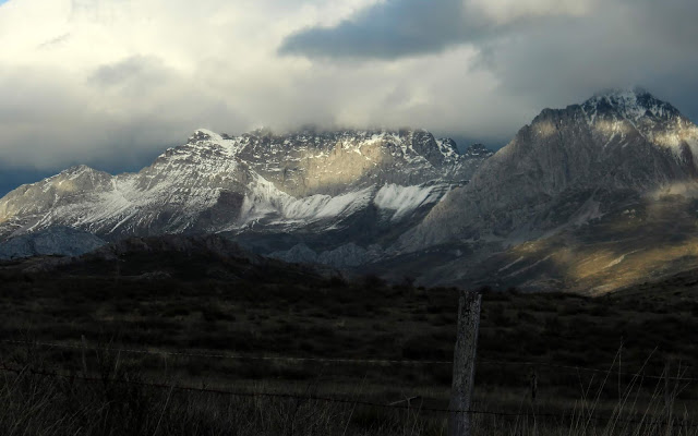 Paisajes de Babia. Montañas de Babia. Comarca de Babia (León)
