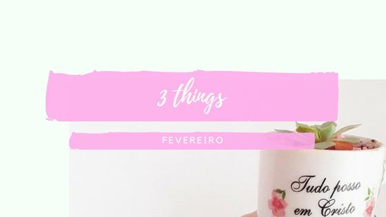 Tres coisas boas que aconteceram em meu mês ,um exercicio de auto-estima