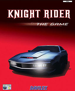 Knight Rider Cover Logo Banner