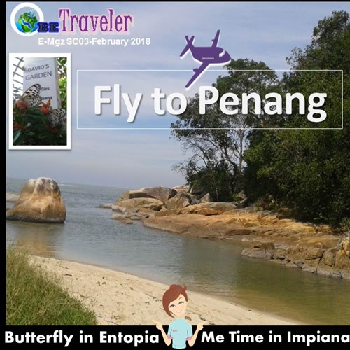 Let's Fly, Be Traveler Free E-Magazine