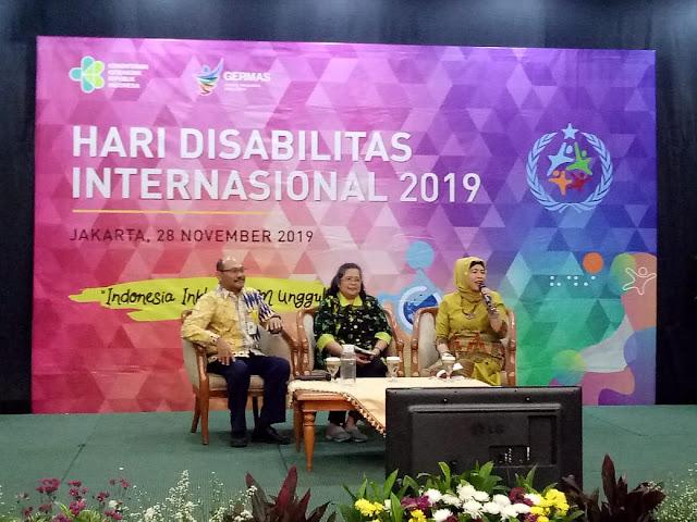 Acara di hari disabilitas internasional 2019