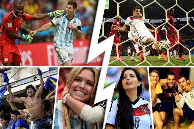 Messi pode provocar um