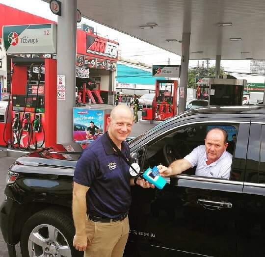 Caltex Partners with Visa for Visa payWave Contactless Payment; Unveils Drive Away a Millionaire Promo