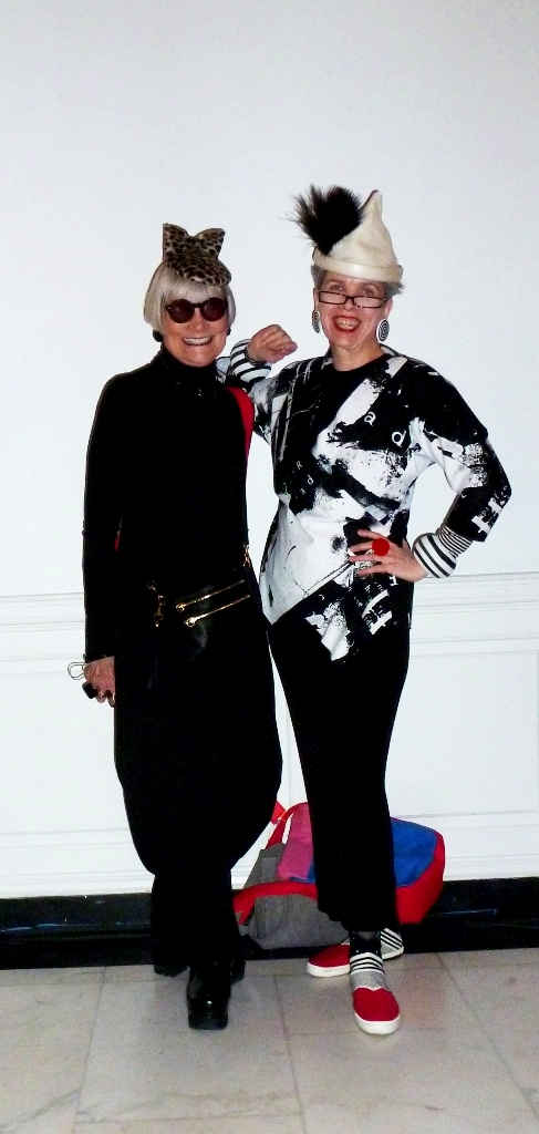 Idiosyncratic Fashionistas Stephen Burrows When Fashion Danced