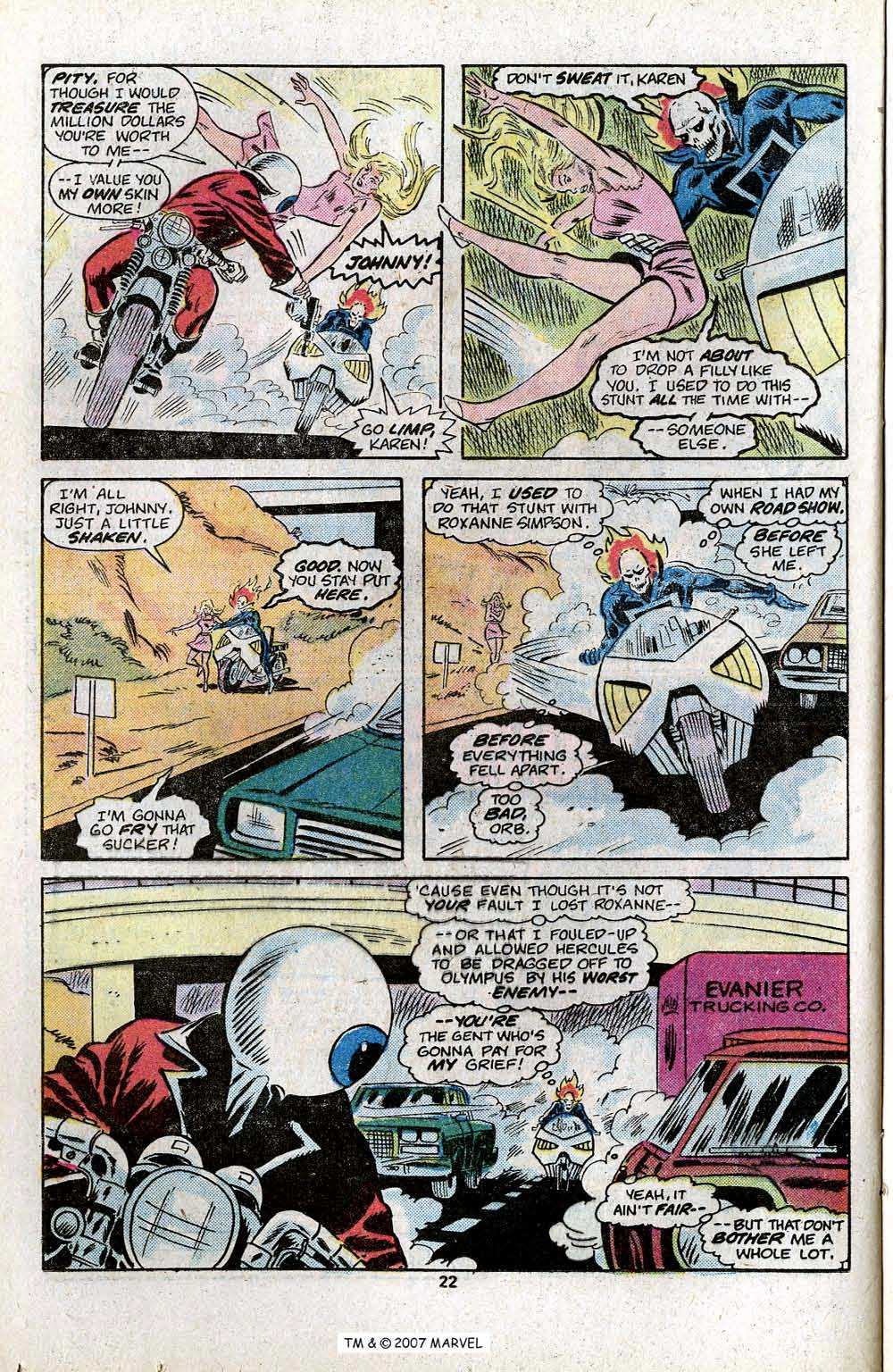 Ghost Rider (1973) Issue #15 #15 - English 24