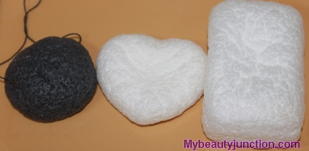 JellySpon weak acidic konjac sponge review, comparison