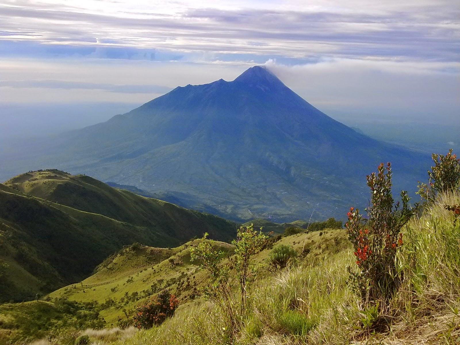 Amri Sianturi: Gunung Merbabu (3.145 Mpdl)