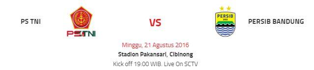 PS TNI vs Persib Bandung: Kecepatan vs Kolektivitas