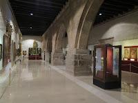 Museo de la cilla, Monasterio de Cañas