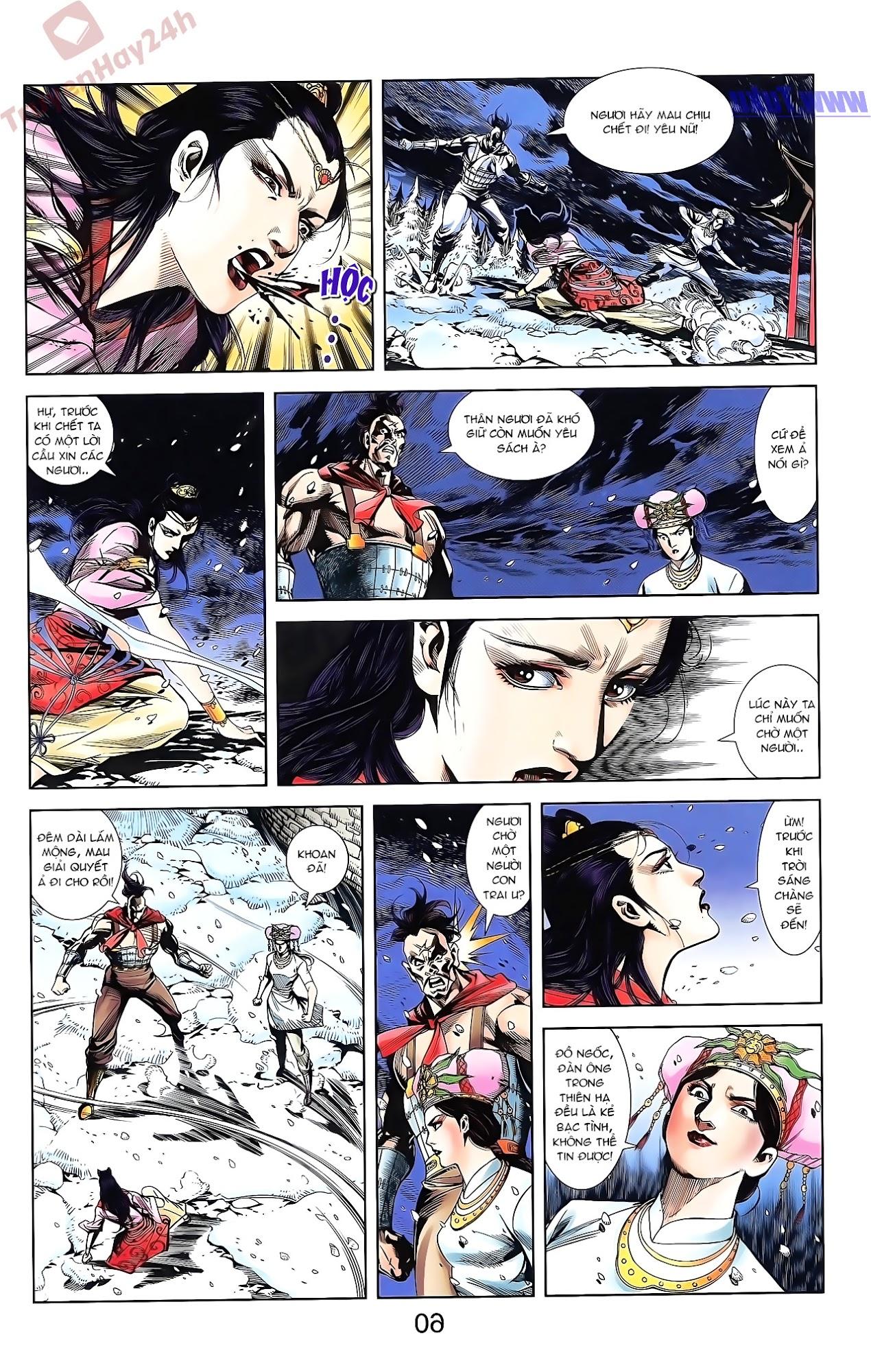 Tần Vương Doanh Chính chapter 51 trang 27