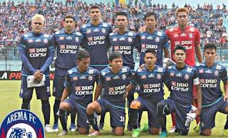 Persib Bandung vs Arema FC:  Tiga Pemain Pilar Arema Absen