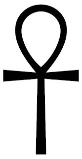 Crucea egipteana Ankh - Vesica Piscis: Simbol şi semnificaţie