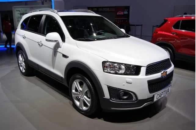 Chevrolet Captiva 2017 >> Chevrolet Captiva 2017 Release Data And Price Cars Review