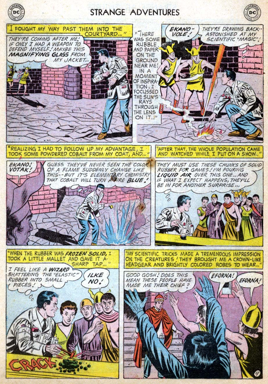 Strange Adventures (1950) issue 62 - Page 14