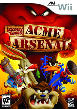 c2568.Looney%2BTunes%2BAcme%2BArsenal - Looney Tunes Acme Arsenal [English] Wii