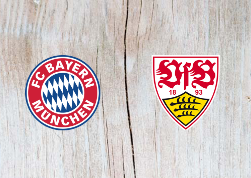 Bayern Munich vs VfB Stuttgart Full Match & Highlights 27 January 2019