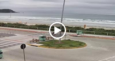 Câmera ao vivo da Praia do Mariscal
