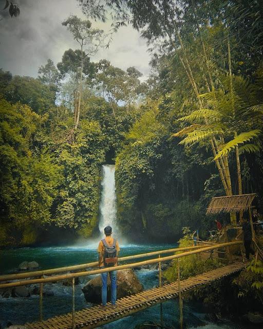 Sengkuang Kepahiang Waterfall