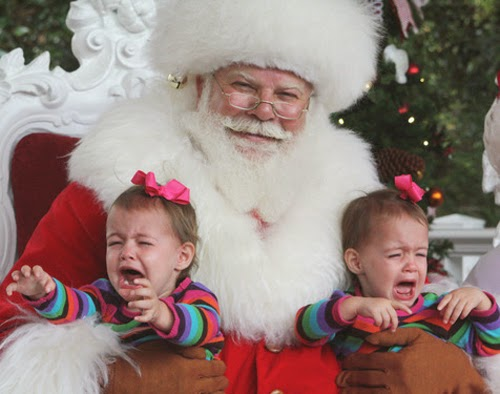 what should i do if my child is afraid of santa claus - Santa Claus Children