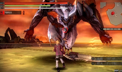 Download God Eater Burst PPSSSP Android