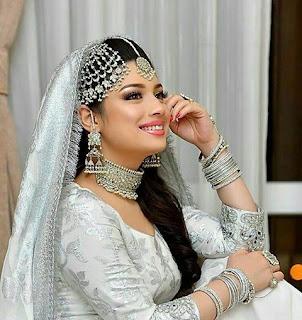 Sidtra Batool nikah images