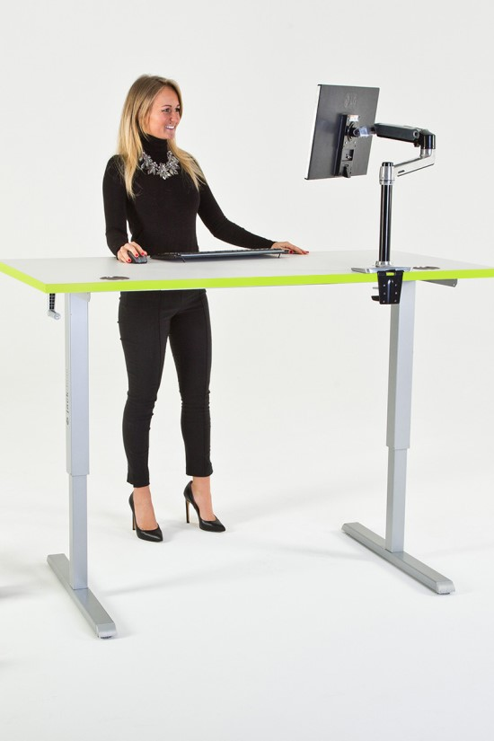 STANDING DESK Height Calculator | Best Office Furniture Design Ideas