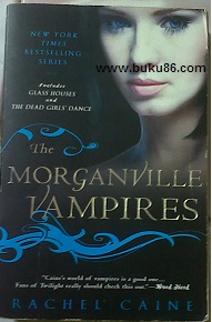 Novel the morganville vampires by Rachel Caine