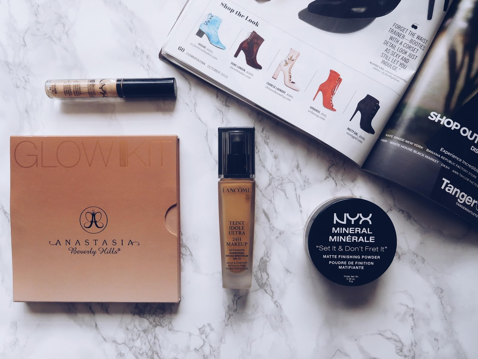 September Beauty Pick-Ups
