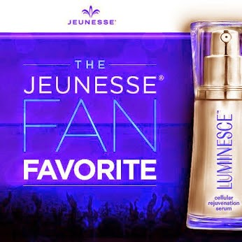 luminesce anti aging  beauty skin care routine