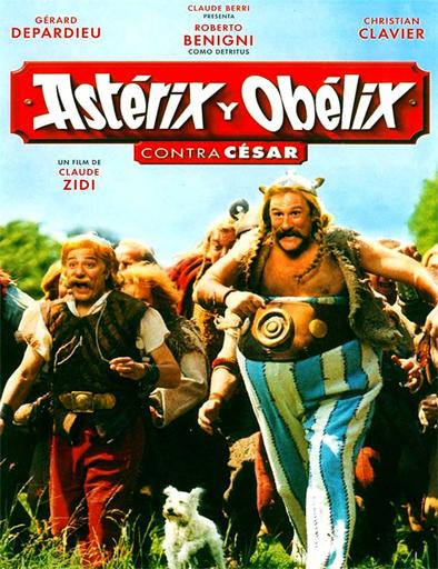 Ver Astérix y Obélix contra César (1999) Online