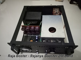 Sertifikasi Produk Boster 2 Meteran 144Mhz Tabung