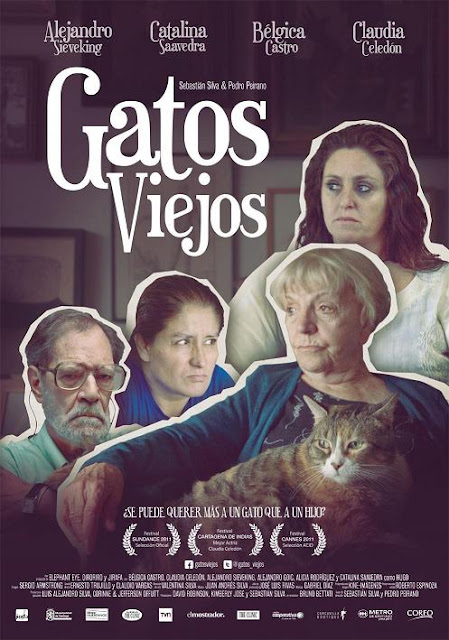 Gatos Viejos Aka Old Cats (2010) ταινιες online seires oipeirates greek subs