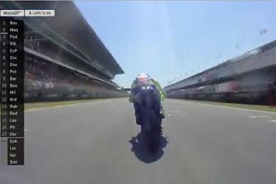 Rossi Berencana Manfaatkan Slipstream Ducati di Balapan Besok