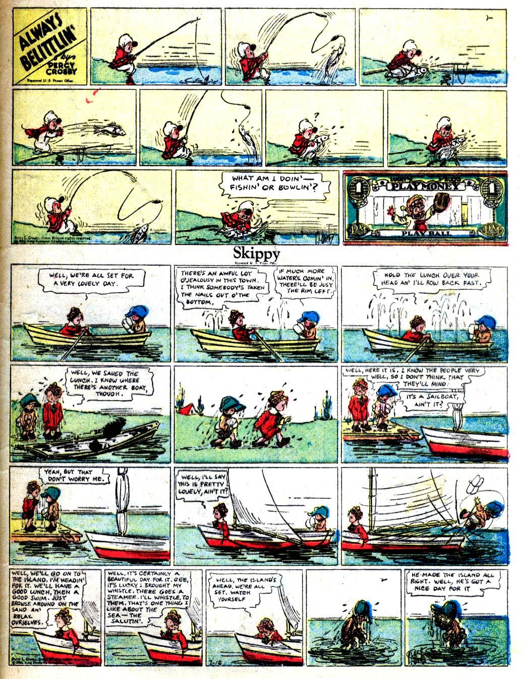 Read online All-American Comics (1939) comic -  Issue #6 - 19