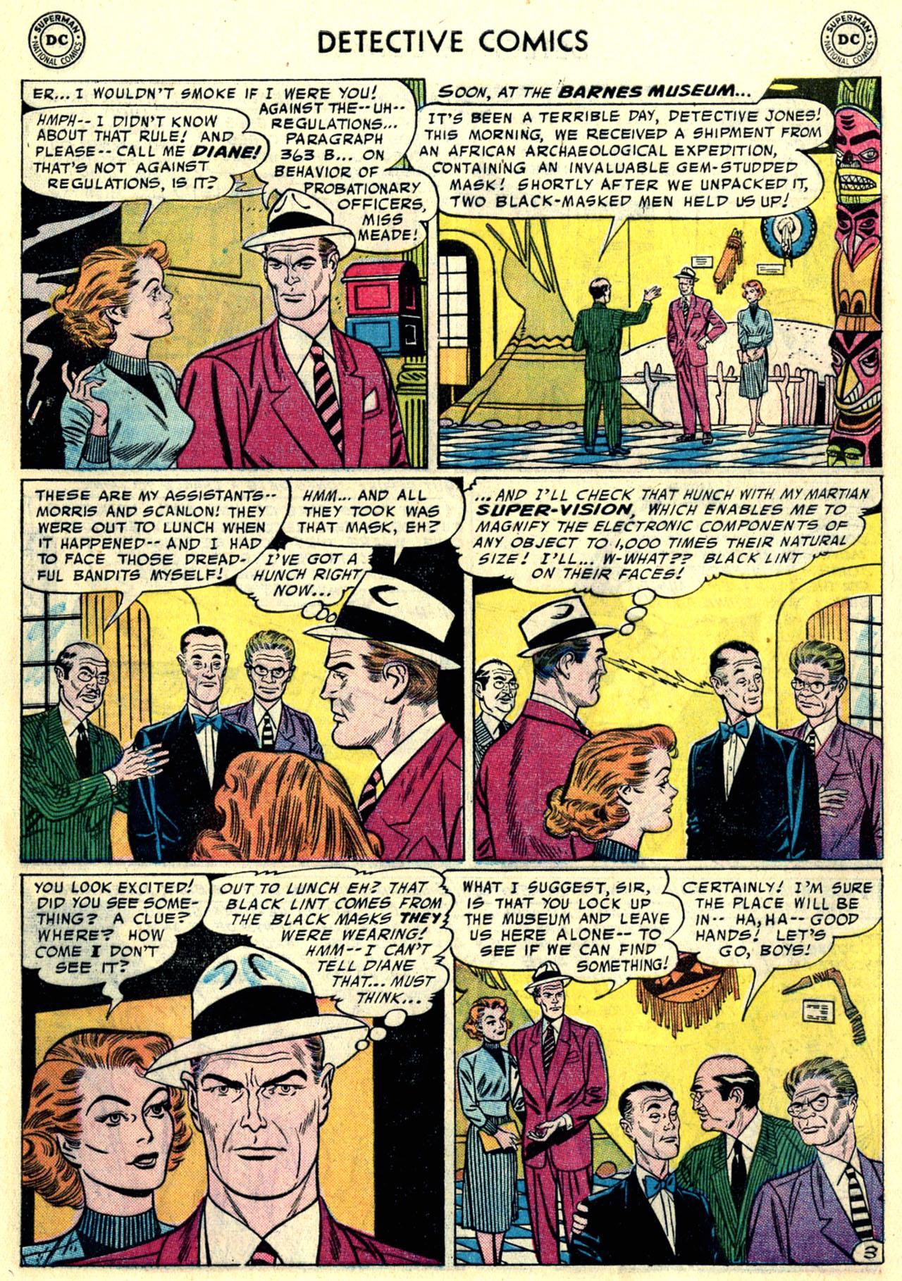Read online Detective Comics (1937) comic -  Issue #246 - 29