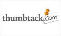 thumbtack un sitio web que te puede dar soluciones a problemas cotidianos
