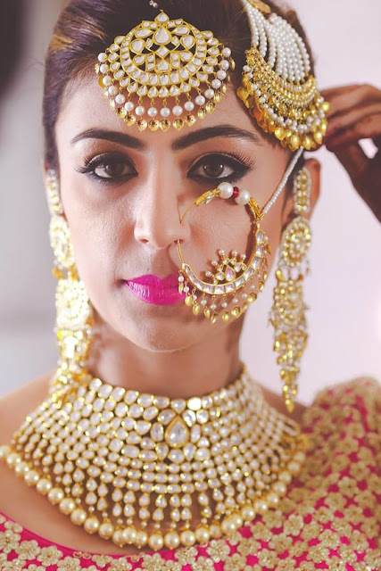 Nath for Bride