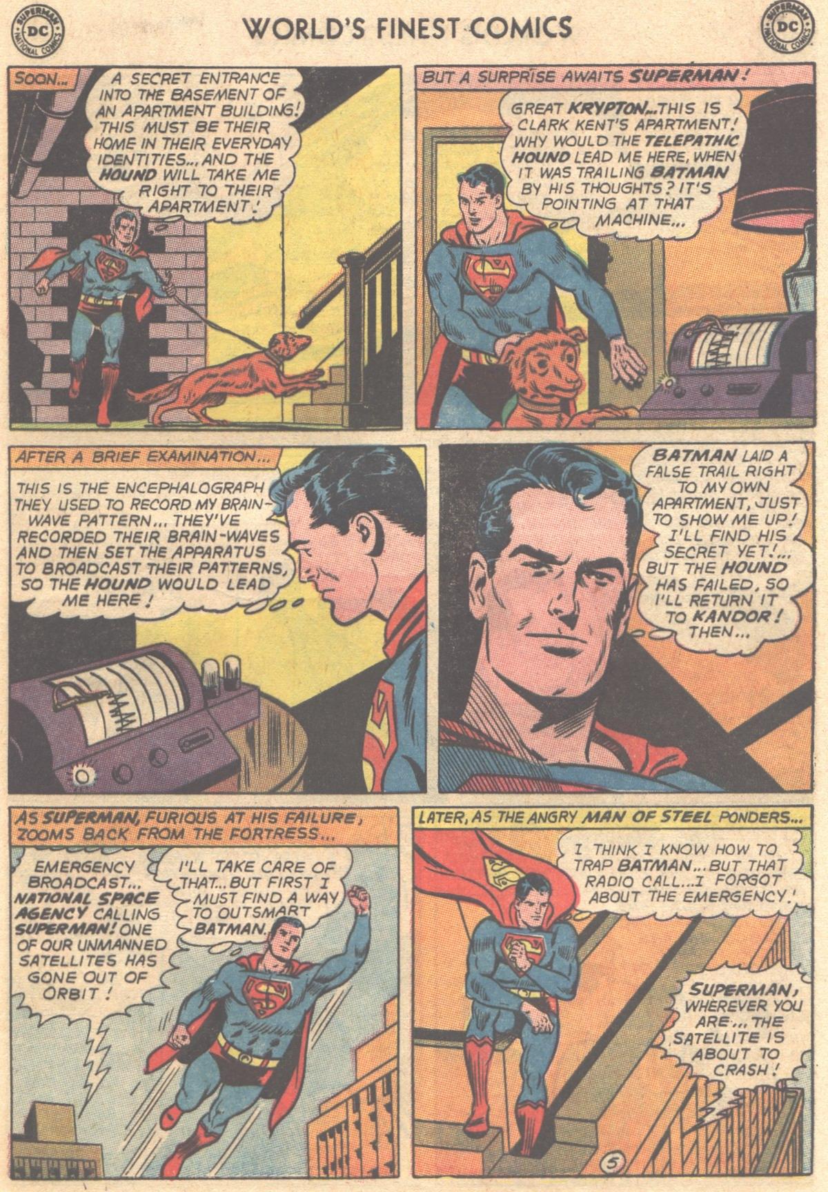 Read online World's Finest Comics comic -  Issue #149 - 21