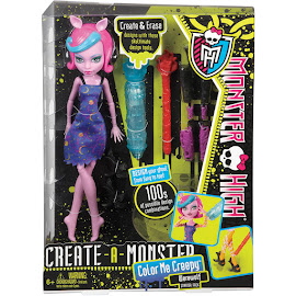 MH Create-a-Monster Werewolf Doll