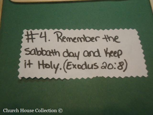Third Kjv Commandment