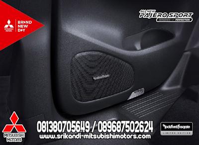 Passanger Speaker Rockford Fosgate Audio System