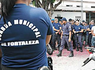 Guarda Municipal de Fortaleza (CE) decreta greve e promete paralisações da corporação