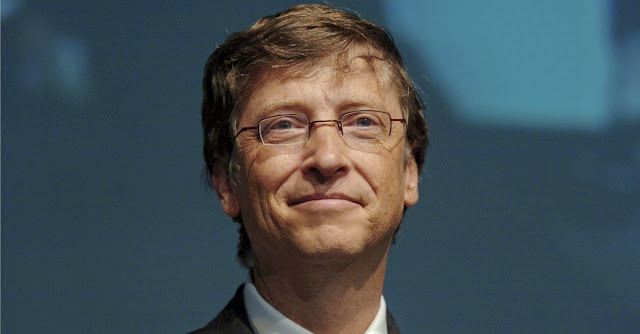 Bill Gates The Founder of Microsoft and (still) The Richest in the World
