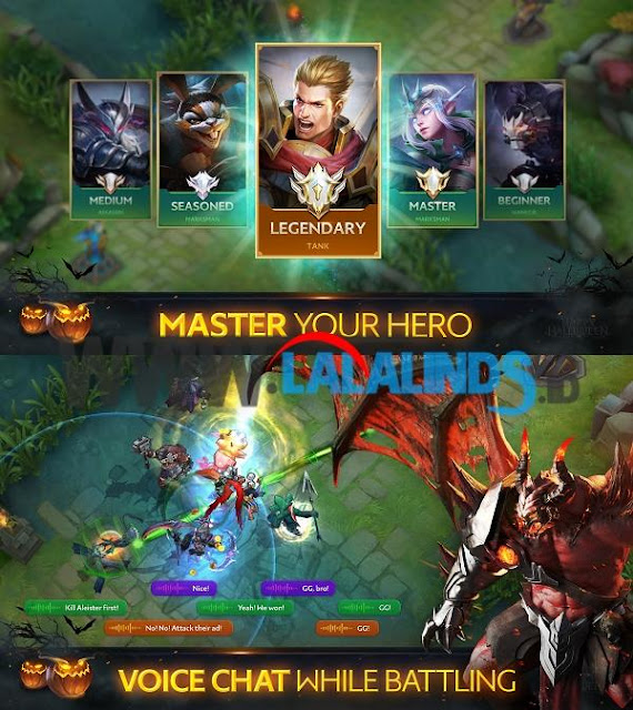 Download Arena Of Valor 1.18.2.1  Full OBB Versi Eropa