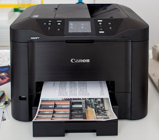 Download Canon Maxify MB2740 Driver Printer