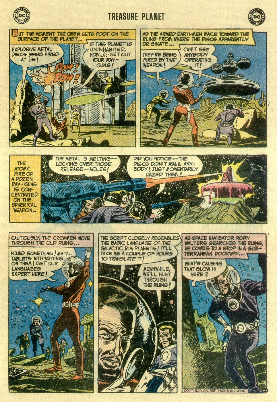 Strange Adventures (1950) issue 222 - Page 17