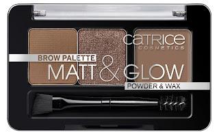 Catrice Matt & Glow Palette