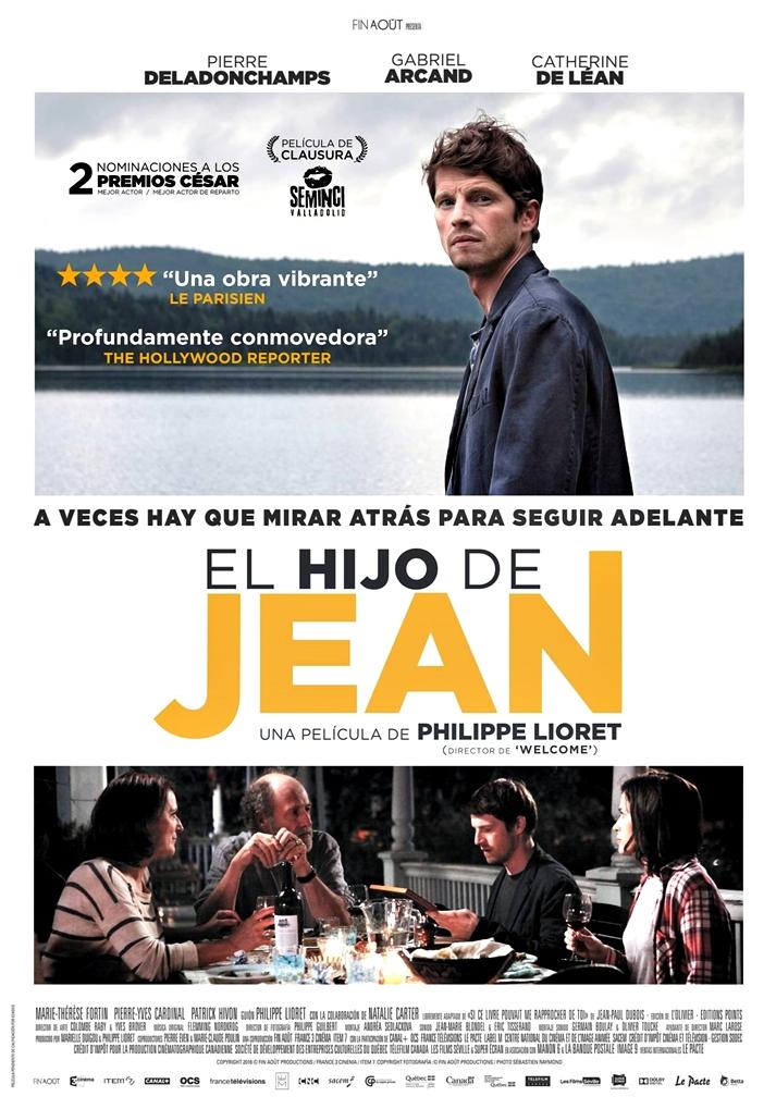 El hijo de Jean, cartel