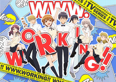 تحميل ومشاهدة الحلقة 1 من انمي WWW.Working!! مترجم عدة روابط
