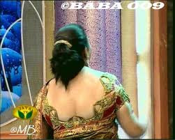 new trend blouse in kushboo jackpot blouses